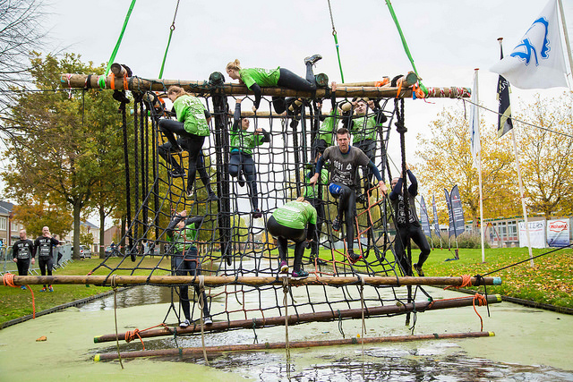 Survivalrun Groningen